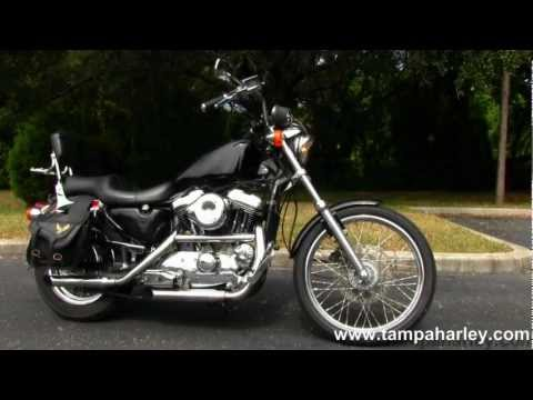 1991 harley davidson sportster 833cc for sale in land o. Black Bedroom Furniture Sets. Home Design Ideas