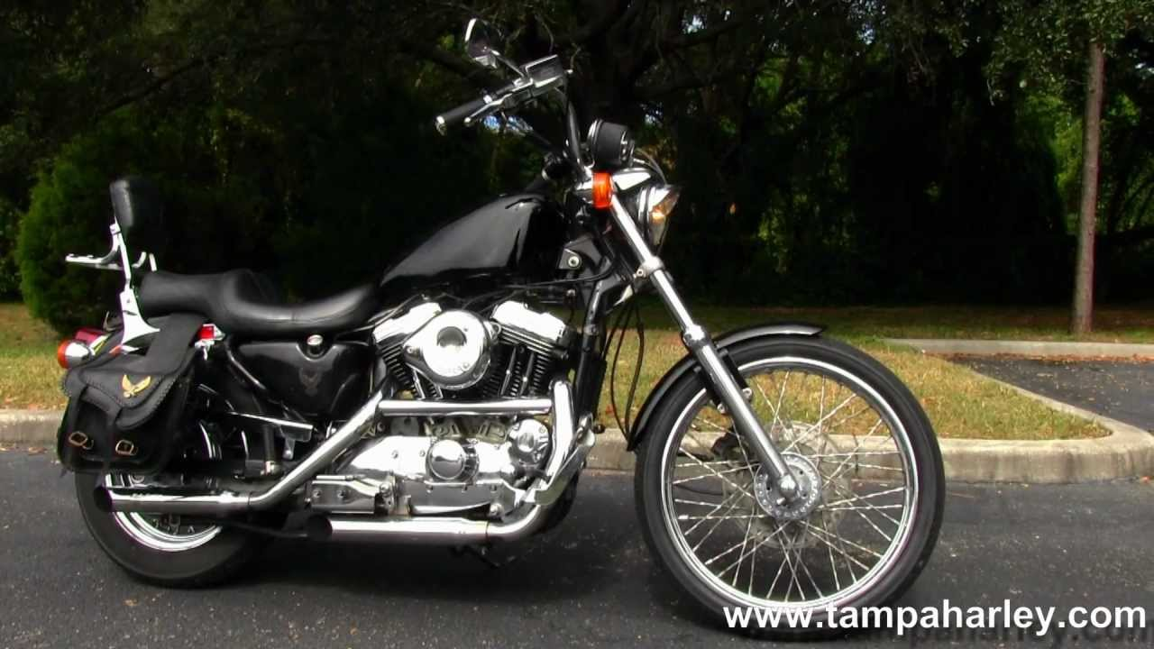 Honda Panama City >> Used 1991 Harley-Davidson Sportster 1200 XL1200 - YouTube