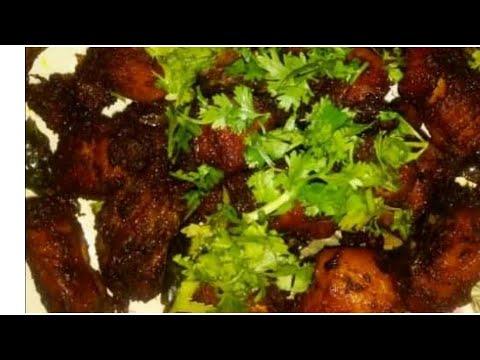 Chicken 65 recipe in telugu | How to make Chicken 65 |Chicken recipe