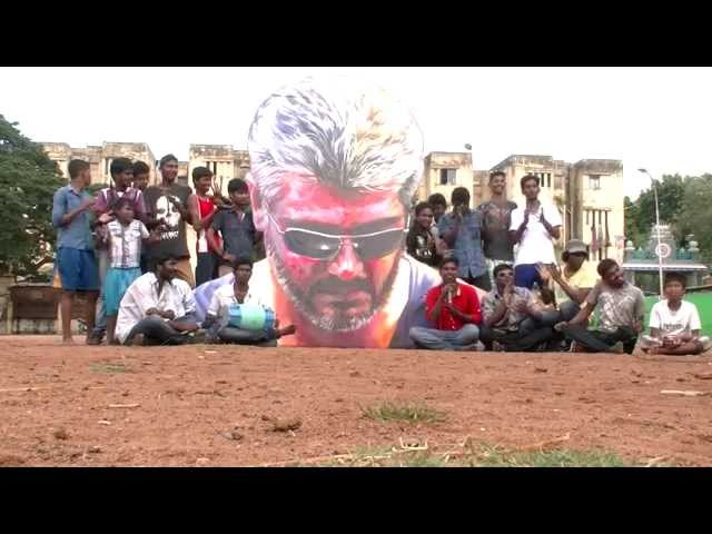 Chennai Gana Song Dedicated To Thala Ajith- Ultimate Star Ajith Kumar- RedPix 24x7