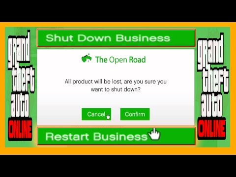 GTA 5 What Will Happen If I Shut Down My Business Online