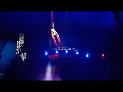 Aerial silk solo act 0155 by Paruvintov Production