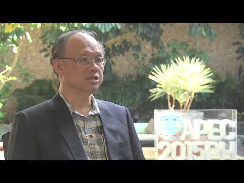 John Chen-Chung Deng, Minister of Economic Affairs, Chinese Taipei (English version)