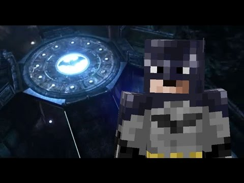 Arkham City Batcave City Based Batcave/wayne