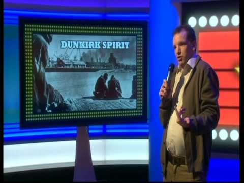 Henning Wehn. Newsnight - 25th Jan 2013