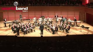 Black Dyke Band: Peter Graham, On The Shoulders Of Giants - Brass-Gala 2017 (6/13)