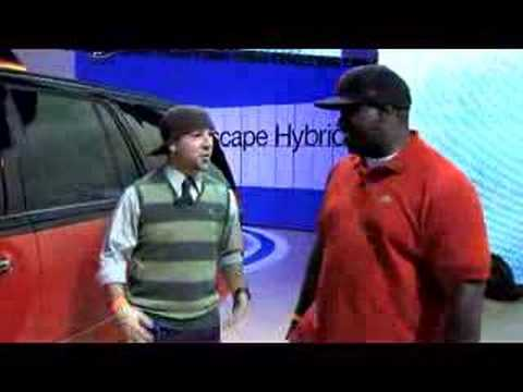 Hummer Hx Funkmaster Flex - Fast Lane Daily - 21Jan08