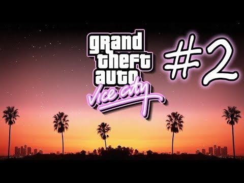 ЗАПИСЬ СТРИМА ► Grand Theft Auto: Vice City #2