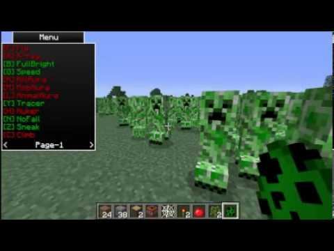 Minecraft Rubix 1.4.6 and 1.4.7 Hack Client + Download Link