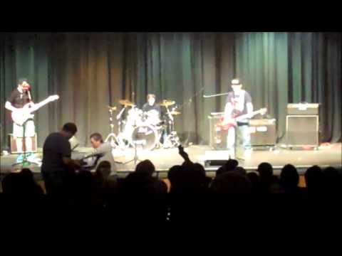 The Unexpected at Annandale High School's Battle of the Bands