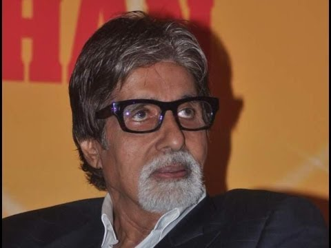 Amitabh Bachchan Happy About India Being Polio Free