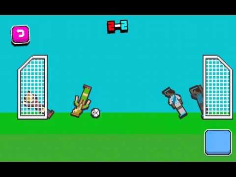 Realistic Soccer 2D replay : 3-2 on LENOVO Lenovo B8000-H