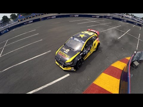GoPro: Global Rallycross With Tanner Foust - New York