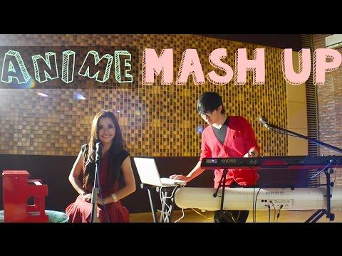 MASHUP OST Kartun/Anime 90an PART 1 - @EkaGustiwana & @Nadya_Rafika