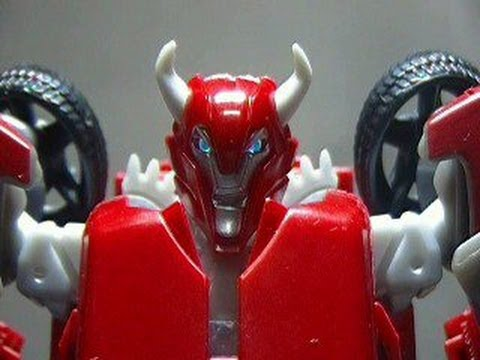 VIDEO REVIEW TRANSFORMERS PRIME CLIFFJUMPER RID