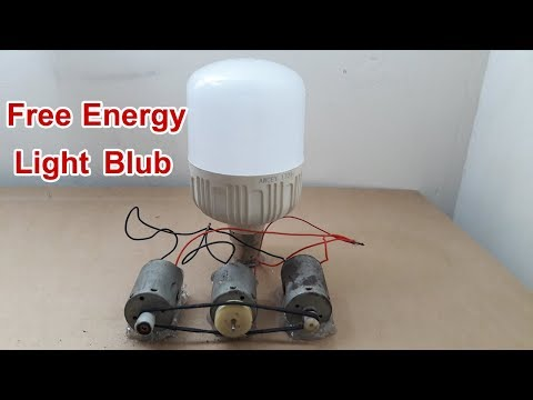 Free Energy 18w LED Light Bulbs thumbnail