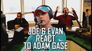 Jets hire Adam Gase as head coach - Joe & Evan react
