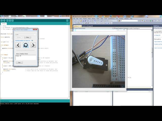 Sending text file via serial port - CodeProject