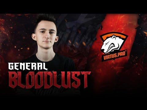 Bloodlust: General on Slardar vs Virtus.Pro @ DreamLeague S5