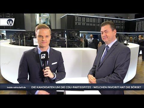 """Robert Halver: """"Friedrich Merz ist der Kandidat der Börse"""""""