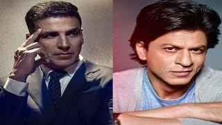 Akshay Kumar a BIGGER Star than Shahrukh Khan ?
