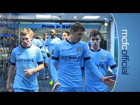 TUNNEL CAM City 1-0 Everton