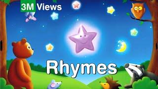 Twinkle twinkle little star Rhymes