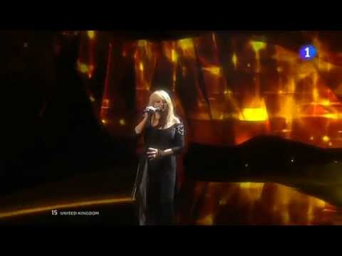 Bonnie Tyler - Believe In Me (Eurovision 2013/United Kingdom) (18.05.2013)