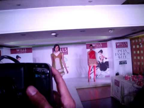 Wills Lifestyle Debut Finale 2011-mukta Lata Barua video