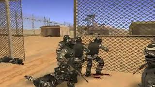 Gta San Andreas - Invasión Alienigena Parte 1 : Llegada Extraterrestre