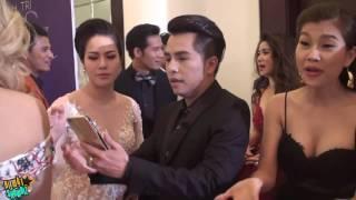 Livestream: Dàn sao Việt quậy tưng thảm đỏ dạ tiệc Bước chân 2 thế hệ