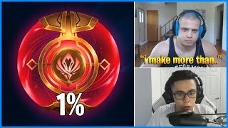 1% Lucky Opening | Why's Tyler1 Talking? Who does T1 make more than? LoL Daily Moments Ep 467