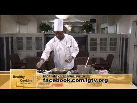 Healthy Cooking with Chef Jeff - Kale and Chicken Soup