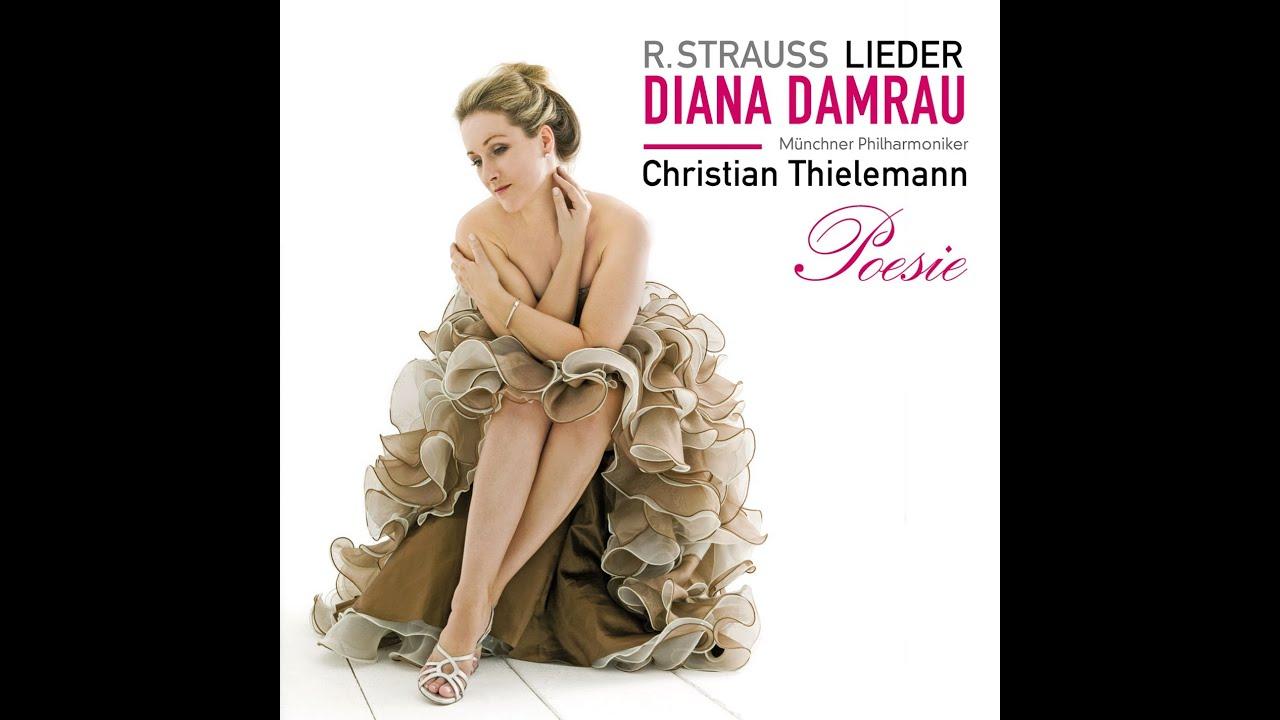 Diana Damrau - Liszt Lieder - YouTube