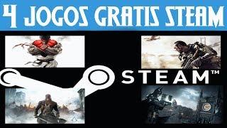 KEYS GRÁTIS DE JOGOS PAGOS DA STEAM #127 Pacote De +4 Keys/Jogos • Free Steam Keys