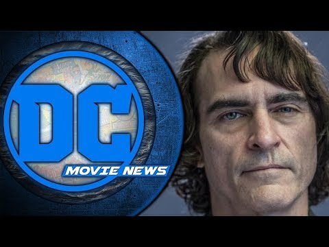 Joaquin as Joker! Birds of Prey Casting, & What about Superman? - DC Movie News