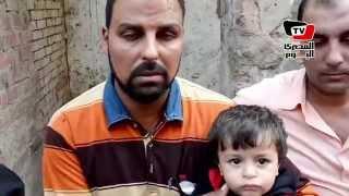 جنازة الشهيد محمود بكر من قريته بالدقهلية