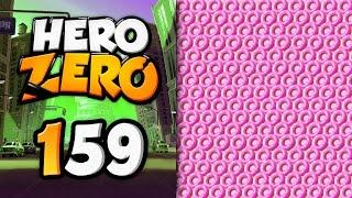 Hero Zero #159: Wofür Donuts ausgeben?