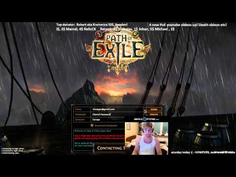 Almost died at 50.. Path of Exile LAG+DESYNC SUP??