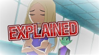 Teen Titans: Things Change EXPLAINED