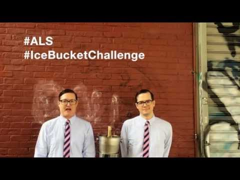 ALS #IceBucketChallenge for Patrick O'Brien
