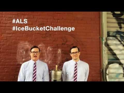 ALS #IceBucketChallenge for Patrick O'Brien