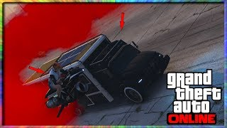 [GTA 5] - REVIEW Siêu xe tải và mô tô có thể bay được trong gta 5 - Siêu xe Giả Tưởng - Khôi Michael