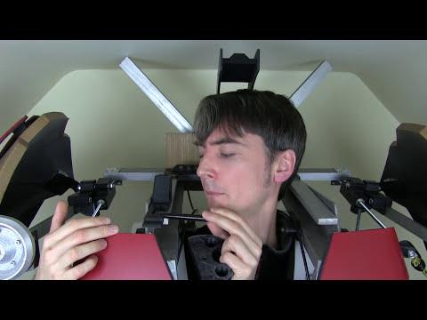 XRobots - Iron Man Hulkbuster Cosplay Part 19, Starting the Helmet Mechanism