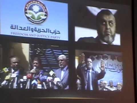 Abdullah Al-Arian Brown Bag Talk 2012