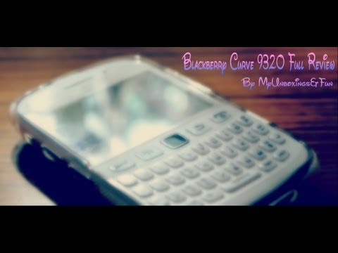 Blackberry Curve 9320 White - Full Review [HD]