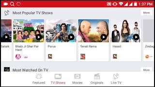 Airtel TV best entertainment app download now get 1gb data free
