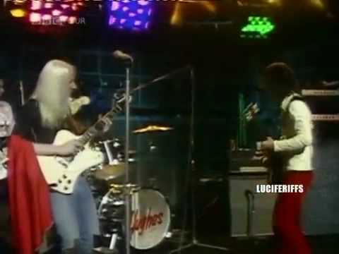 Jumping Jack Flash - Johnny Winter - Live -74