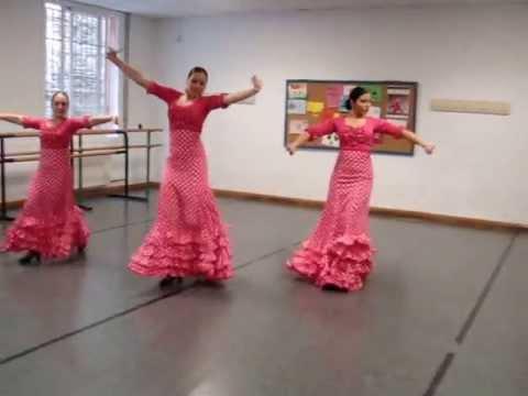 Las Tres Mosqueteras Flamencas