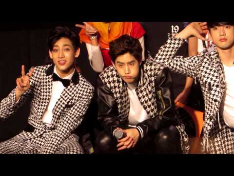 [Fancam]150321 GOT7 1st Fan Meeting Malaysia - Take a Photo part2